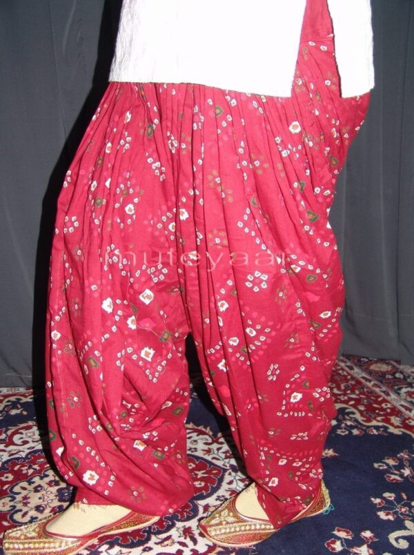 LIMITED EDITION Pure Cotton Printed Patiala salwar PPS013