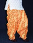 Printed Full Patiala Salwar Limited Edition 100% Pure Cotton Shalwar PPS241
