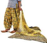 Pure Cotton Printed Patiala Salwar with Print Cotton Dupatta PSD255