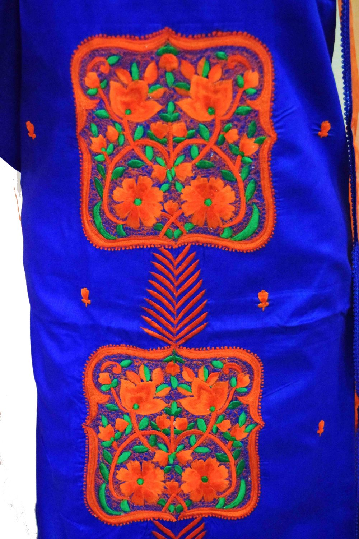 Cotton PATIALA Salwar Kameez Suit PURE CHIFFON Dupatta RM231 3