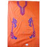 Designer Embroidery 100% cotton Salwar Suit CHIFFON Dupatta RM319