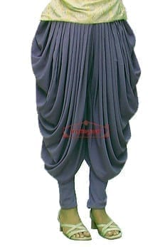 Crepe Dhoti Salwar custom made Baggy Pants as per your choice !! 2