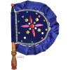 Punjabi Traditional Pakhi Hand Fan size 16 inch length T0236