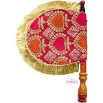 Embroidered Punjabi Pakhi T0292