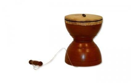 Bugchu bhangra prop - handmade punjabi musical instrument 1