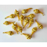 12 Pieces Lot of 1 inch size Zirocn Latkan Dangles LK078