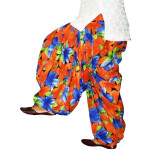 Printed Full Patiala Salwar Limited Edition 100% Pure Cotton Shalwar PPS234