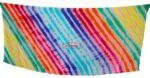 Hand Dyed Satrangi Dupatta Leheria Tie n Dye Chunni with 7 colours