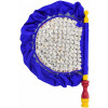 Traditional Punjabi Pakhi Hand Fan size 16 inch length T0229