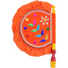 Traditional Punjabi Pakhi Hand Fan size 16 inch length T0233