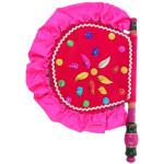 Punjabi Traditional Pakhi Hand Fan size 16 inch length T0235