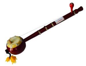 Tumbi Ik Tara bhangra prop – handmade punjabi musical instrument