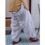 Patiala Salwars Wholesale Lot of 25 Pure Cotton Pants – Mix colours