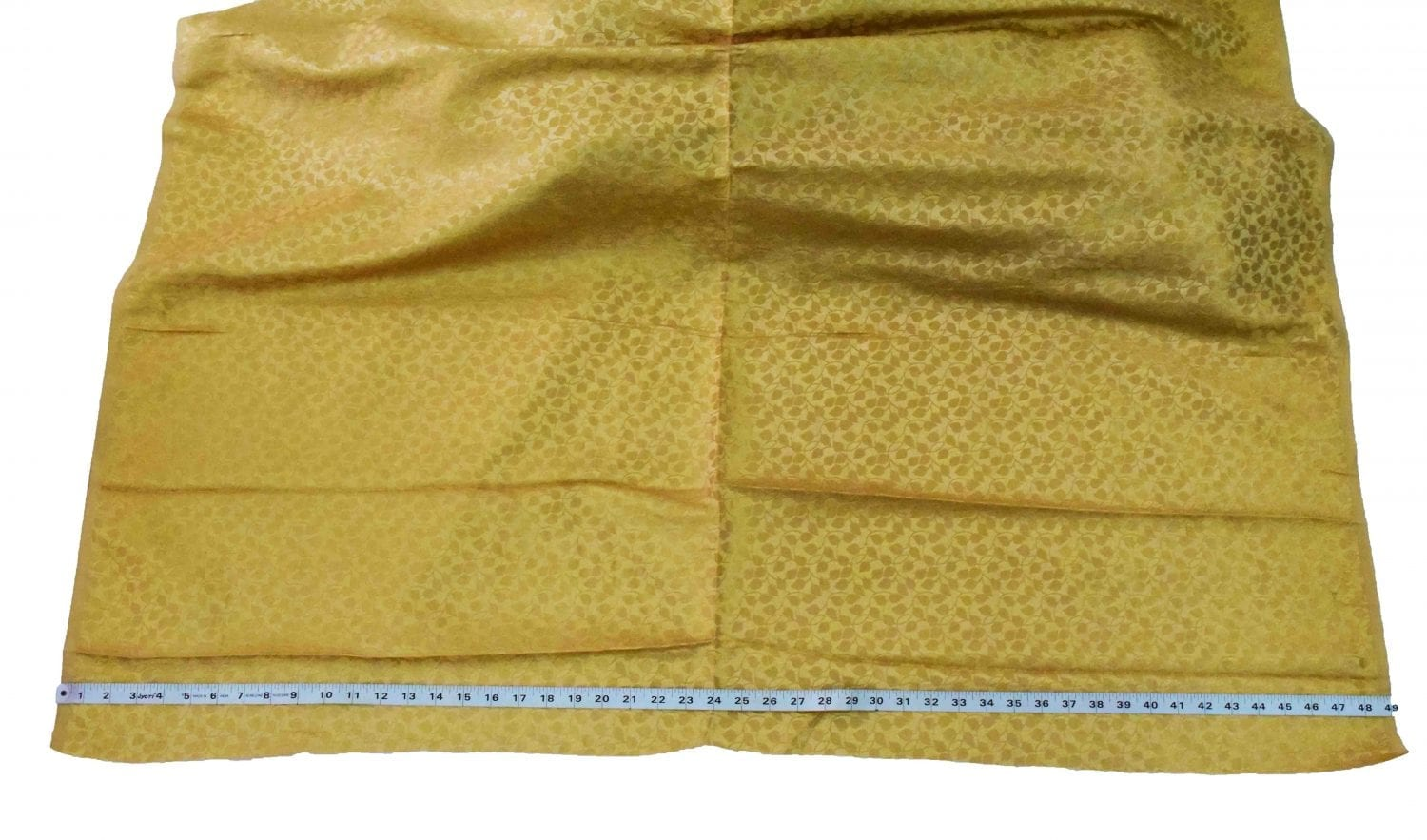 Golden Brocade Self Print fabric for multipurpose use BR001 (per meter price) 3