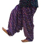 Limited Edition Printed 100%  Pure Cotton Full Patiala Salwar PPS158