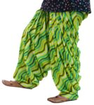 Limited Edition Printed 100%  Pure Cotton Full Patiala Salwar PPS159