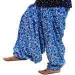 Limited Edition Printed 100%  Pure Cotton Full Patiala Salwar PPS174