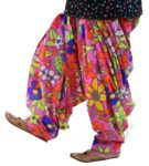 Limited Edition Printed 100%  Pure Cotton Full Patiala Salwar PPS183