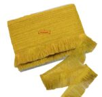 Kiran Gota Lace 2 inch width Designer Jhallar Kinari 9 meters Length Roll LC132