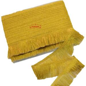 Kiran Gota Lace 35mm Jhallar Kinari 9 yards Length Roll LC132