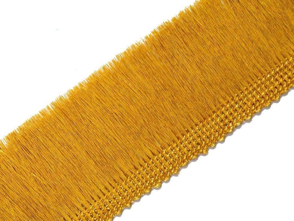 Kiran Gota Lace 2 inch width Designer Jhallar Kinari 9 meters Length Roll LC132 2