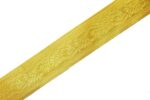 Golden Gota Border Lace 4 cm wide Roll of 16 mtrs.
