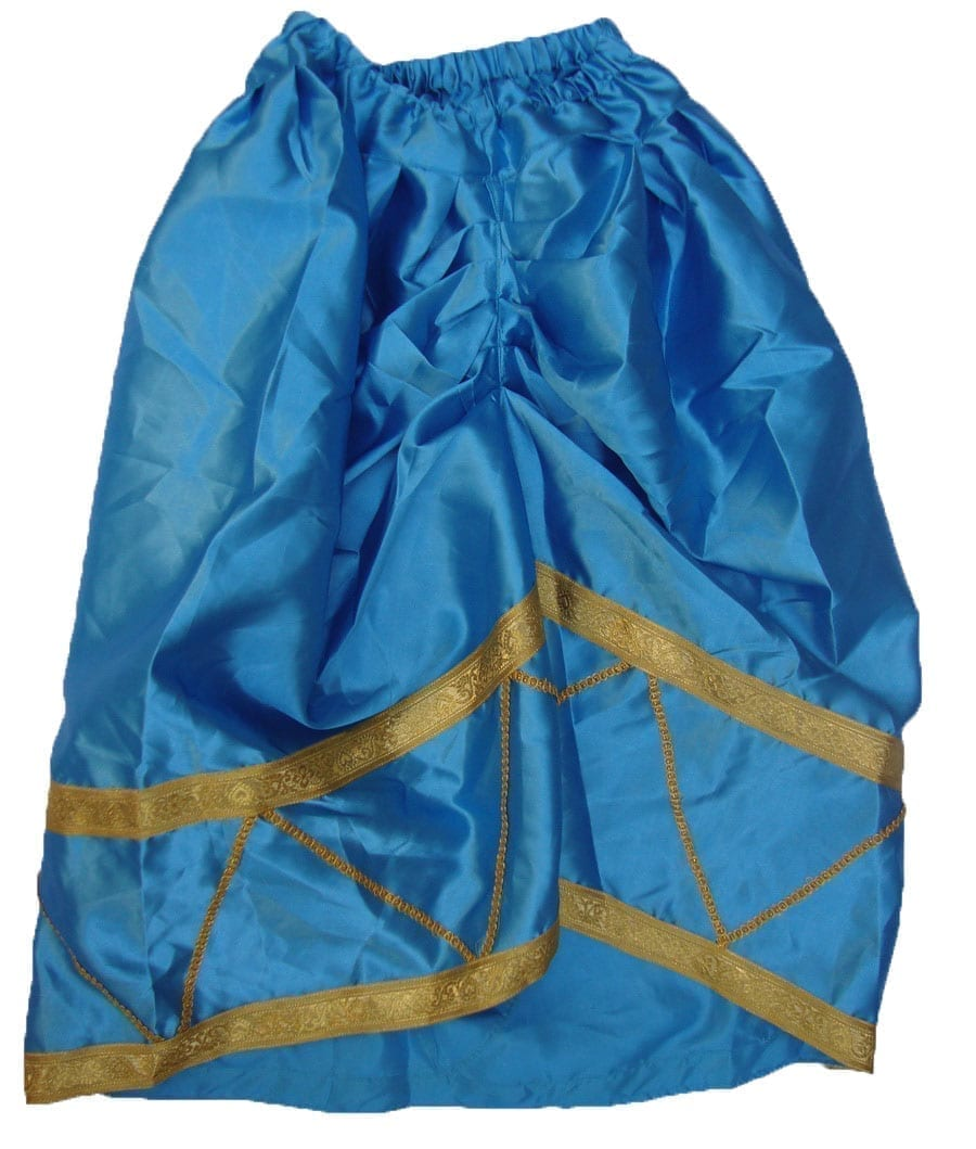 Stitched Lungi  for  Bhangra dance costume  / outfit 1