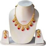 Punjabi Traditional Dakh Set Imitation Jewellery