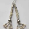 Silver Latkans Dangles pair Multipurpose use LK087