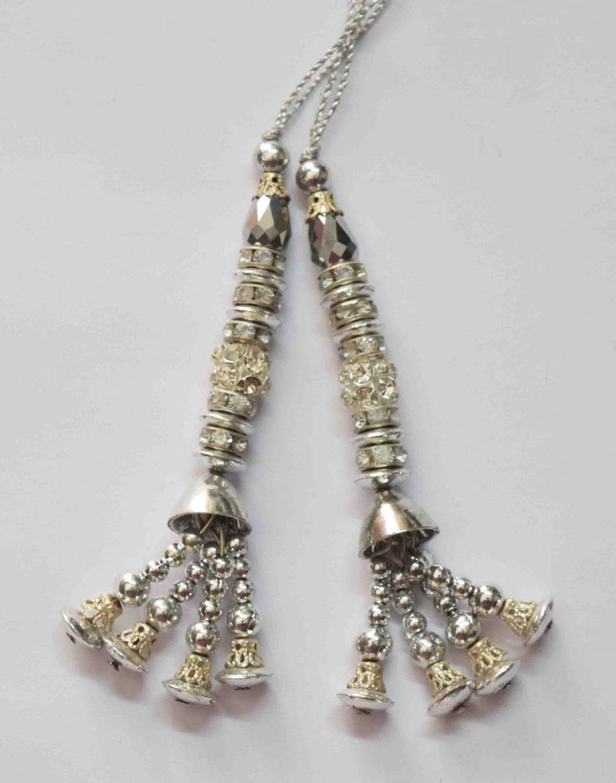 Silver Latkans Dangles pair Multipurpose use LK087 1