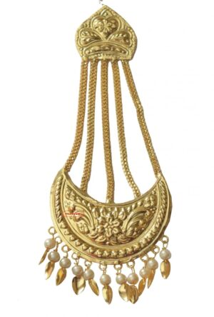 Punjabi Passa Hair Accessory Traditional Imitation Pasa