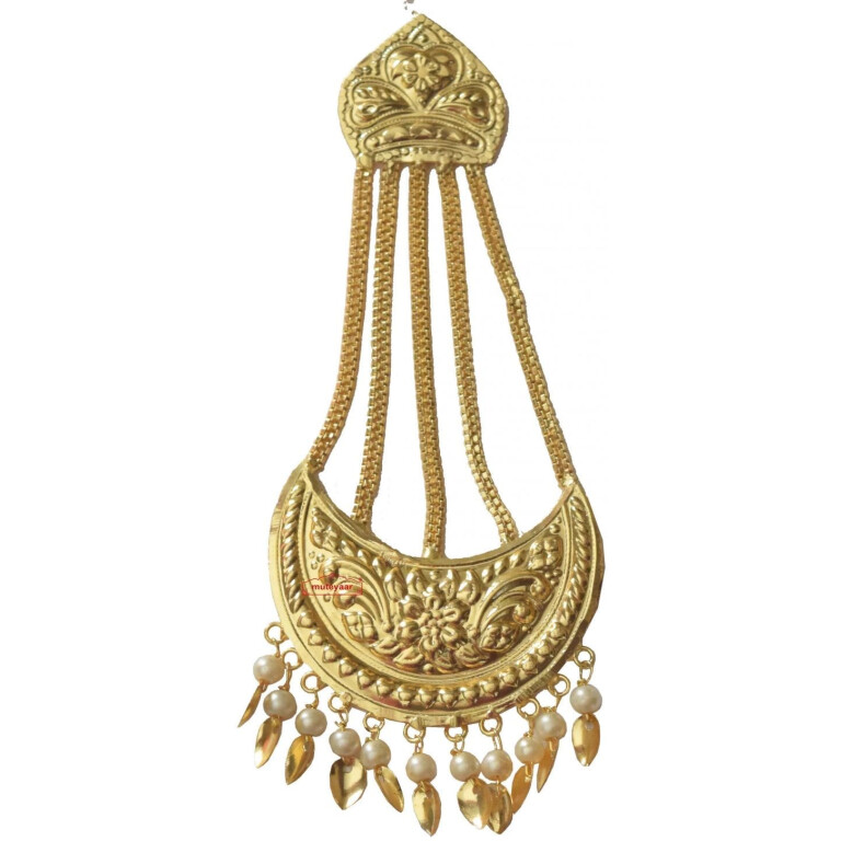 Punjabi Pasa Hair Accessory Traditional Imitation Passa