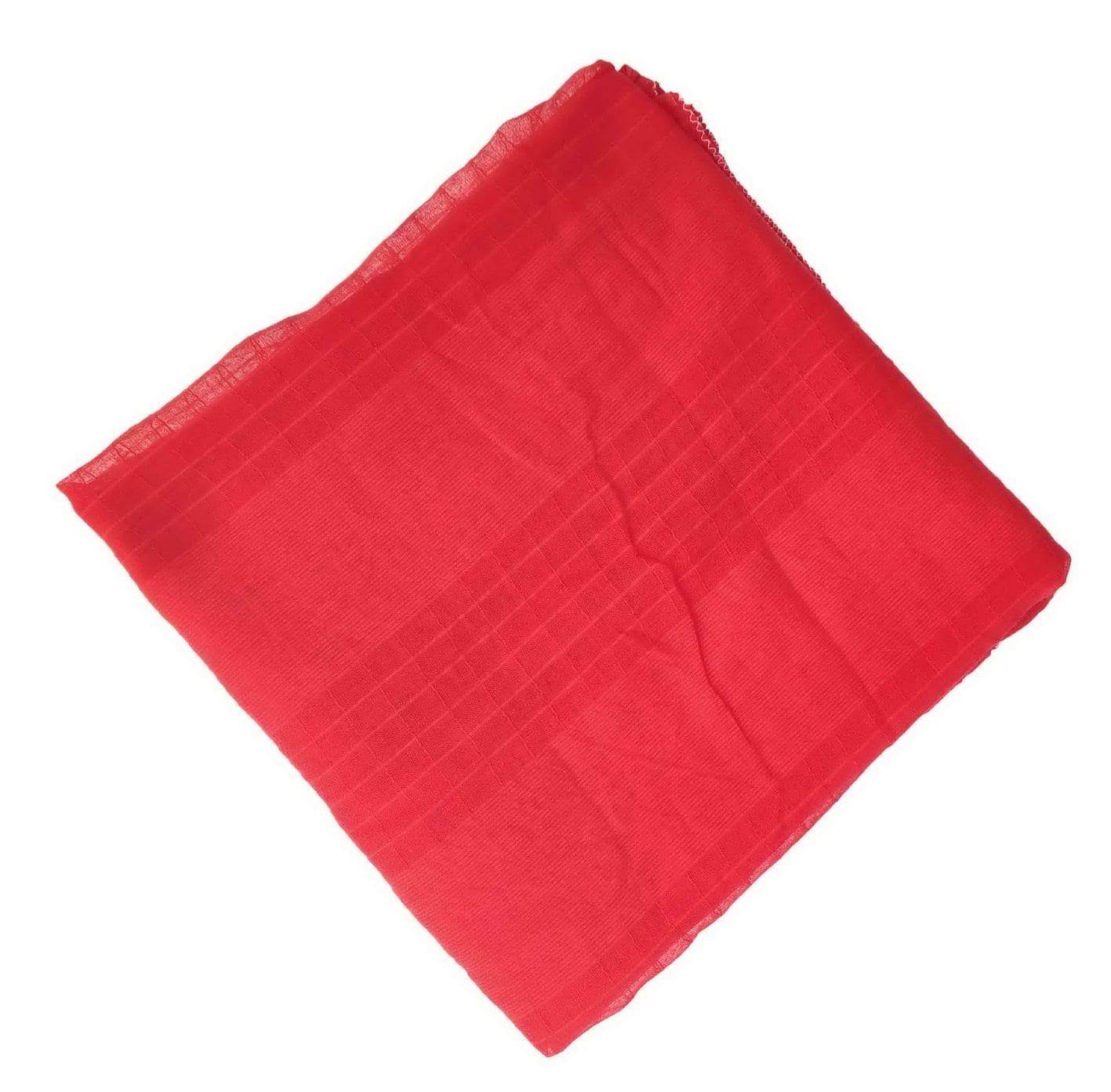 Cotton Doria Dupatta 100% pure soft cotton chunni with self design 9