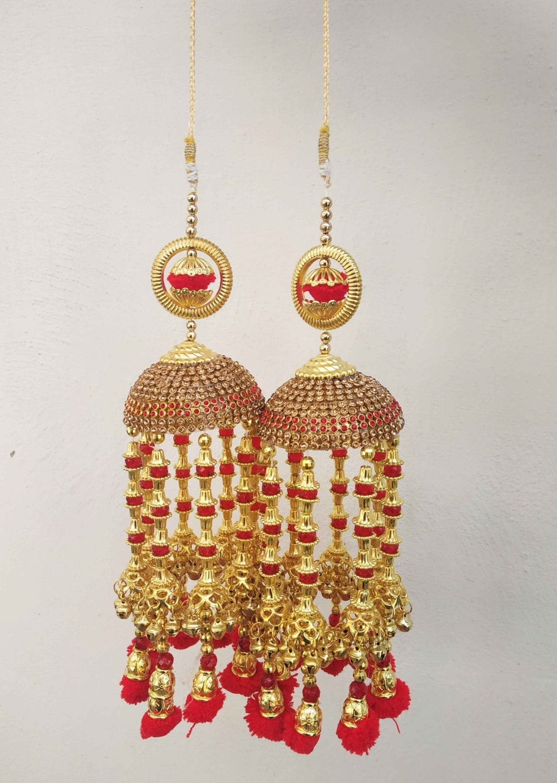 Punjabi Wedding Fancy Kaleera / Kalira for Bride J0915 1