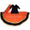 Custom made Lehenga for GIDDHA
