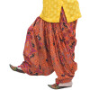 Printed Full Patiala Salwar Limited Edition 100% Pure Cotton Shalwar PPS270