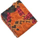 Multicolour allover print Pure cotton fabric PC423