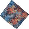 Grey Multicolour allover print Pure cotton fabric (per meter price) PC426