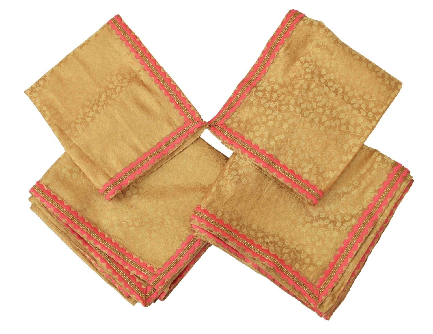 Golden Brocade Rumala Sahib for Shri Guru Granth Sahib Ji RL001 1