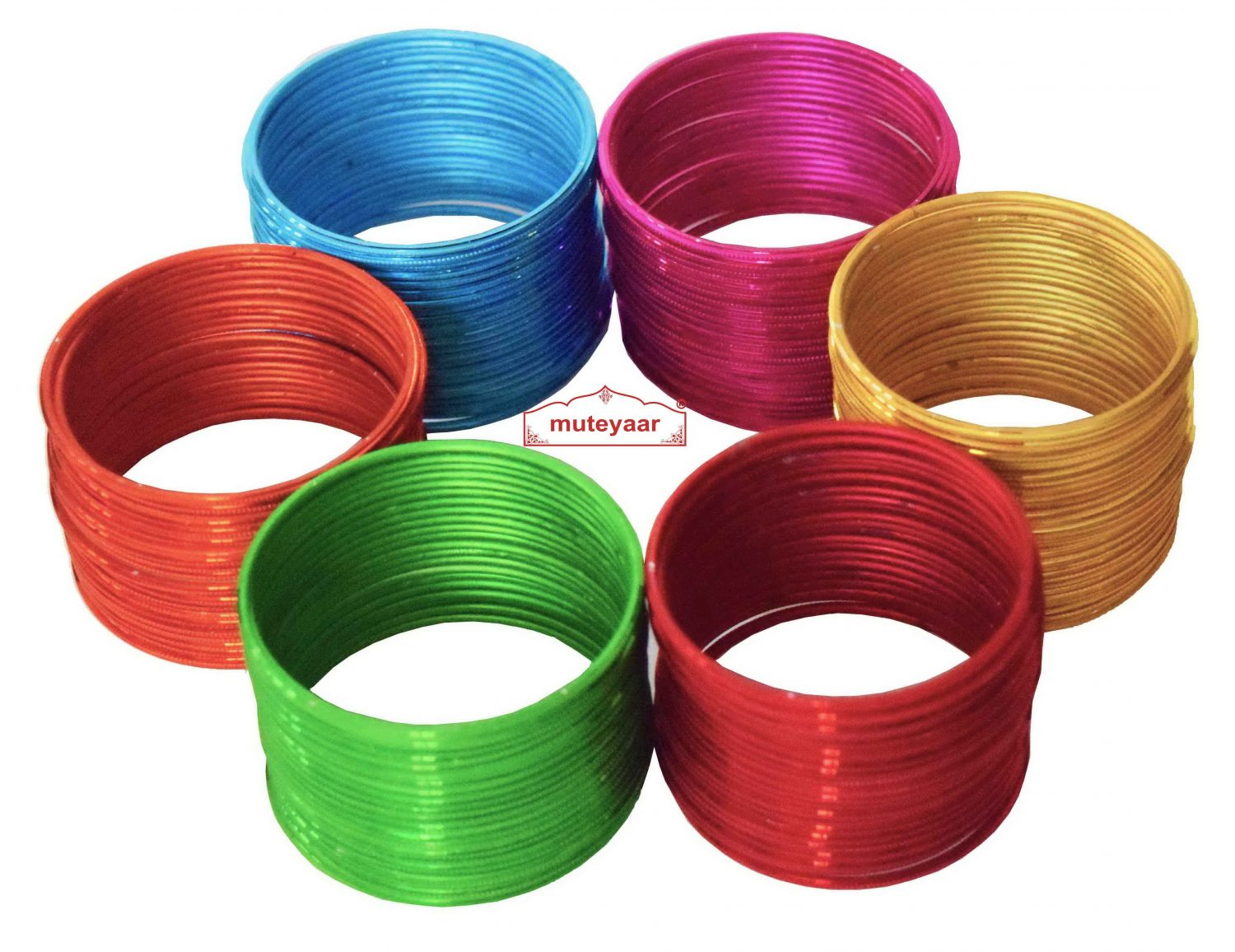 Plain Bangles - all colours & sizes available 1