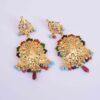 Jadau earrings J0300