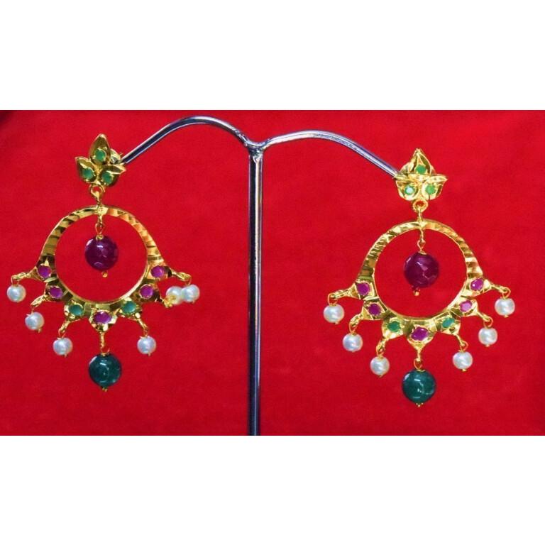jadau earrings J0364