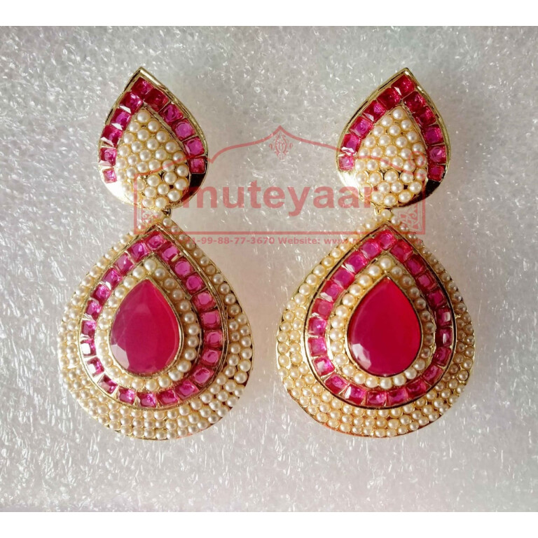 jadau earrings J0438
