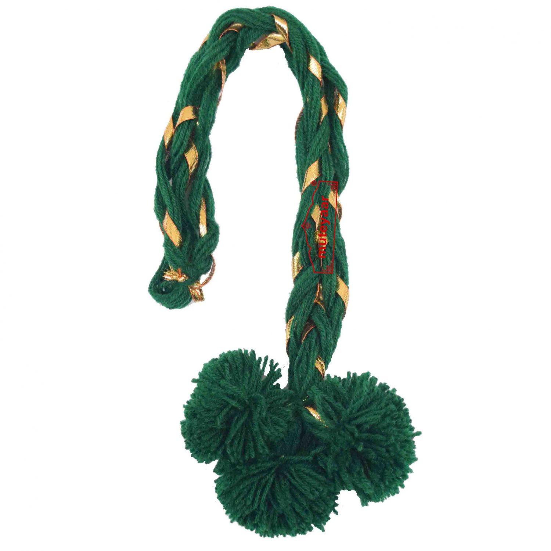 Luddi Paranda Pom Pom Tassles Hair Accesory - All Colours Available 3