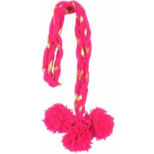 Luddi Paranda Pom Pom Tassles Hair Accesory – All Colours Available