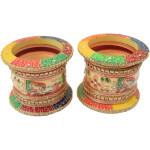 Traditional Rajasthani Chura Size 2/6 ( 2.6) CH013