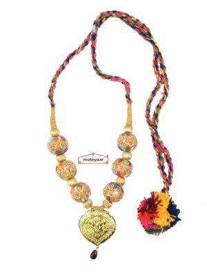 Designer Kentha Punjabi Jewellery for Bridegroom Dulha Bhangra