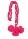 Luddi Paranda Pom Pom Tassles Hair Accesory - All Colours Available 3