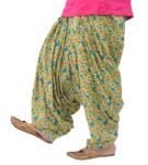 Printed Full Patiala Salwar Limited Edition 100% Pure Cotton PPS280