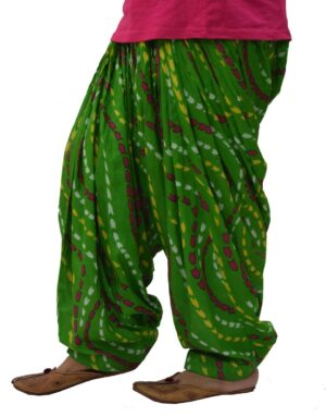 Printed Full Patiala Salwar Limited Edition 100% Pure Cotton PPS281